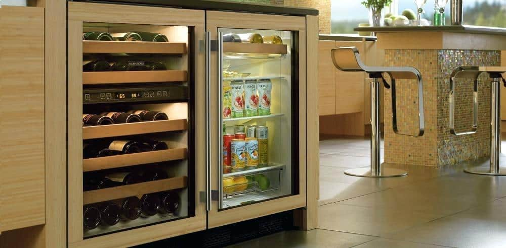 uline wine refrigerator repair